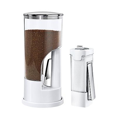 Honey Can Do KCHX06081 Indispensable® Coffee Dispenser- and Sugar Dispenser