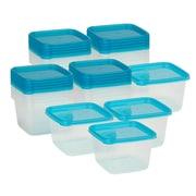 Honey Can Do KCHZ03845 24pc Microwaveable container set