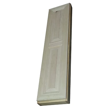 WG Wood Products Andrew Series 11'' x 42'' Wall Mounted Cabinet