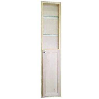 WG Wood Products Baldwin 72.13'' Kitchen Pantry