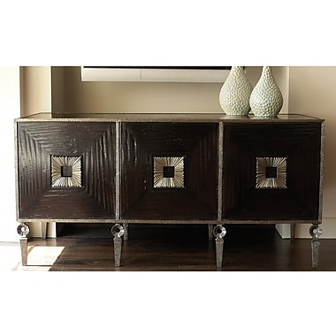Global Views Draw Attention Artisan 71'' TV Stand