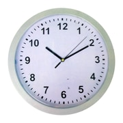 Creative Motion 9.84'' Hidden Safe Wall Clock
