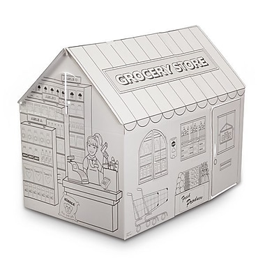 My Very Own House Grocery Playhouse