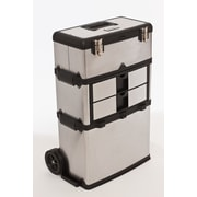 Trinity 3-in-1 Suitcase Toolbox w/ Accents