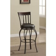 American Heritage Lola 26'' Swivel Bar Stool