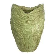 Harp and Finial Karri Vase