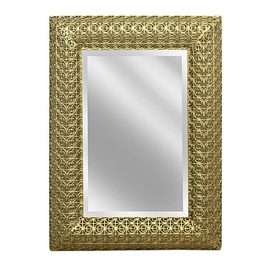 Style Craft Rectangular Wall Mirror