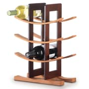 Anchor Hocking Home 12 Bottle Tabletop Wine Rack by