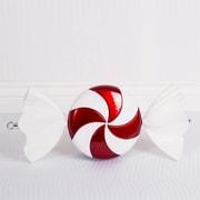 Adams & Co Acrylic Peppermint Candy Ornament