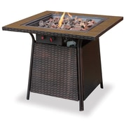 Blue Rhino Uniflame Tile Mantel Gas Fire bowl