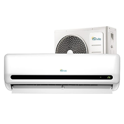 Senville Leto 12,000 BTU Ductless Mini Split Air Conditioner w/ Remote WYF078277710467
