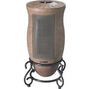 Lasko Ceramic 1,500 Watt Portable Electric Heater w/ Adjustable Thermostat