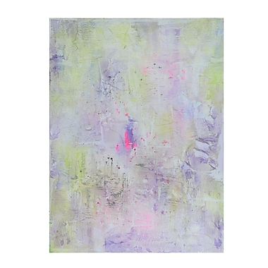 Crestview Winter Lights Painting Print on Canvas