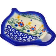 Polmedia Polish Pottery 4'' Lemon Plate