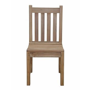 Anderson Teak Braxton Patio Dining Chair