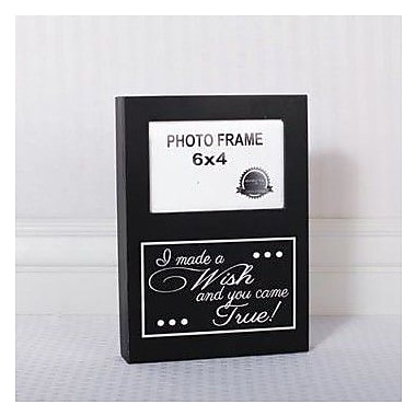 Adams & Co I Made a Wish Picture Frame Wall D cor