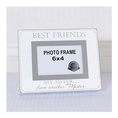 Adams & Co Best Friends Picture Frame