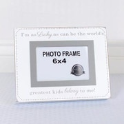 Adams & Co Lucky Kids Picture Frame