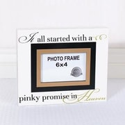 Adams & Co It All Started Picture Frame Wall D cor