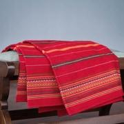 Novica Handwoven Throw Blanket