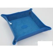 Budd Leather Leather Snap Tray; Blue