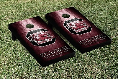 Victory Tailgate NCAA Metal Version Cornhole Game Set; South Carolina Gamecocks USC WYF078278873639