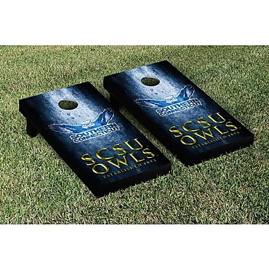 Victory Tailgate NCAA Metal Version Cornhole Game Set; Southern Connecticut State Owls