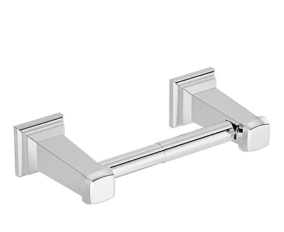 Symmons Oxford Wall Mounted Toilet Paper Holder; Chrome
