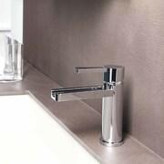 MaestroBath Single Hole Waterfall Faucet; Polished Chrome
