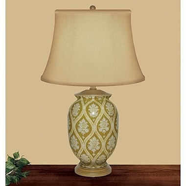 JB Hirsch Lattice 30'' Table Lamp