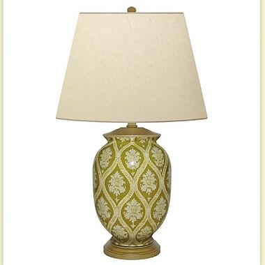 JB Hirsch Lattice 30'' Table Lamp
