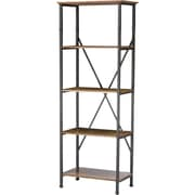 Wholesale Interiors Baxton Studio 74'' Etagere Bookcase