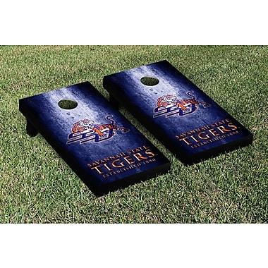 Victory Tailgate NCAA Metal Version Cornhole Game Set; Savannah State Tigers