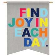 WallPops! Digital Find Joy Wall Quote Decal