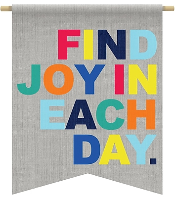 WallPops! Digital Find Joy Wall Quote Decal