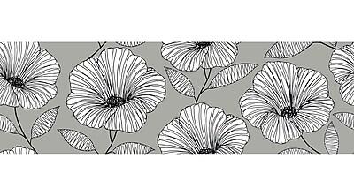 WallPops! Dots Blox Stripes Moon Flower Stair Stripe Wall Decal