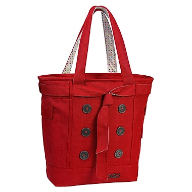 OGIO Hamptons Tote, Red, (114006.02)