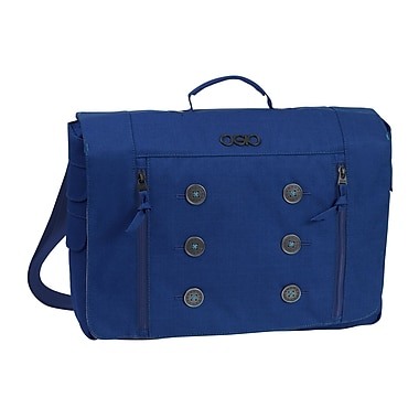 OGIO – Sac messager Midtown, bleu cobalt, (114005.117)