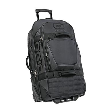 OGIO – Valise à roulettes Terminal, noir Pindot (108226.317)