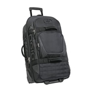 OGIO Terminal Wheeled Luggage, Black Pindot, (108226.317)