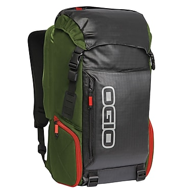 OGIO Throttle Backpack, Green, (123010.281)