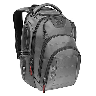 OGIO Gambit 17 Backpack, Platinum, (111072.568)
