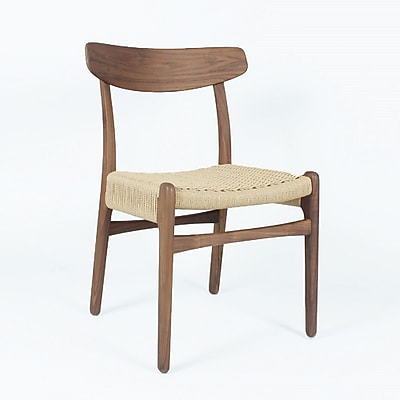 Control Brand Rush Rope Perry Dining Chair, Natural (FEC0139)