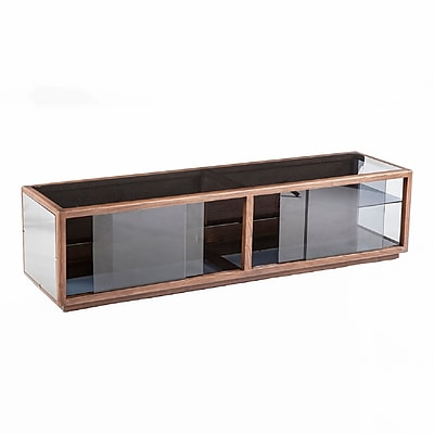 Control Brand Stark Ash Wood Entertainment Unit, Walnut (FSS003WALNUT)
