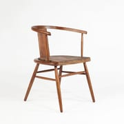 Control Brand  Smith Arm Chair, Walnut (FYC230WALNUT)