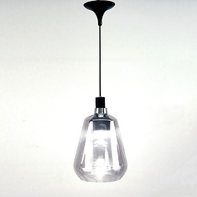 Control Brand Murani Pendant Lamp, Grey (LM430PGREY)