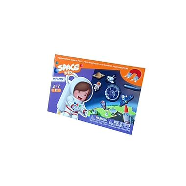 Miniland Educational On The Go Discover - Space Trip, Multicolor (31974)