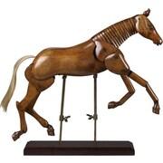 Authentic Models MG006F Large Artist Horse (AMUS1479)