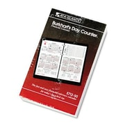 "At-A-Glance E71250 Burkhart s Day Counter Daily Desk Calendar Refill 4.5""W x 7.36H (AZRAAGE71250)"