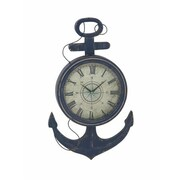 A nation Supreme Metal Wall Clock (BNZ11755) by